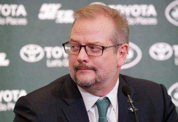 New York Jets head coach Adam Gase intorudced in New Jersey