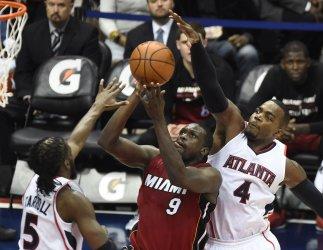 Atlanta Hawks vs. Miami Heat,