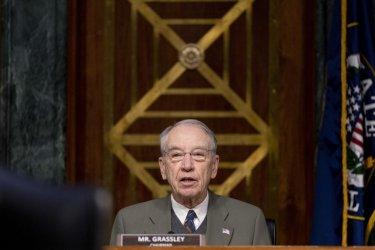 Senate Finance Committee Hearing for Janet Yellen