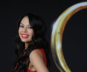 "Janel Parrish attends ""Oz The Great and Powerful"" premiere in Los Angeles"