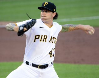 Pirates Steven Brault Starts Home Opener in Pittsburgh