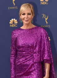 Allison Janney attends the 70th annual Primetime Emmy Awards in Los Angeles