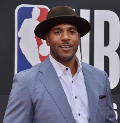 Jimmy Jackson attends the 2019 NBA Awards in Santa, Monica, California
