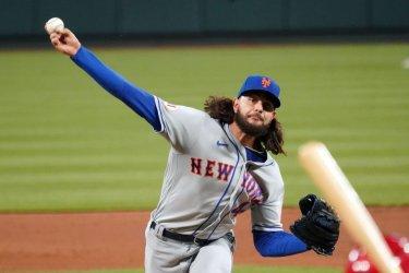 New York Mets Pitcher Robert Gsellman