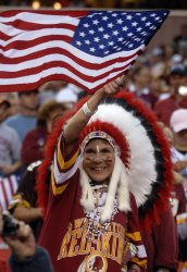 WASHINGTON REDSKINS VS MINNESOTA VIKINGS
