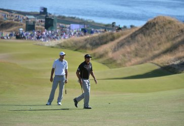 U.S. Open Day Four at Chambers Bay