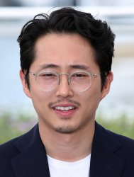 Steven Yeun attends the Cannes Film Festival