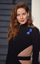 Michelle Monaghan arrives for the Vanity Fair Oscar Party in Beverly Hills