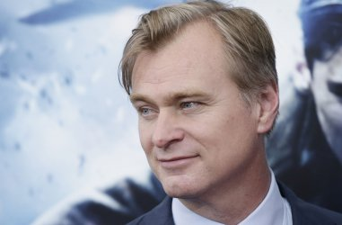 Christopher Nolan at 'DUNKIRK' New York Premiere