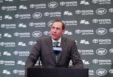 New York Jets head coach Adam Gase intorudced in New Jersey