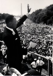 The Rev. Martin Luther King