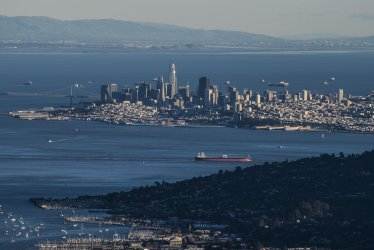 Clear weather comes to San Francisco on President's Day