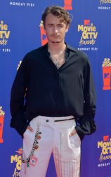 Brandon Lee attends the MTV Movie & TV Awards in Santa Monica, California