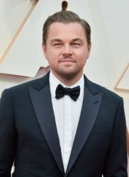 Leonardo DiCaprio arrives for the 92nd annual Academy Awards in Los Angeles
