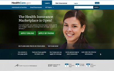 Contractors say Healthcare Website was not Tested Correctly