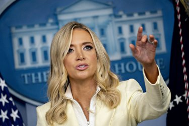 Kayleigh McEnany at White House Briefing