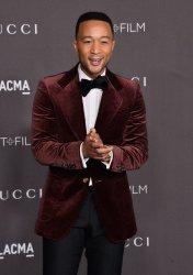 John Legend attends LACMA Art+Film gala in Los Angeles