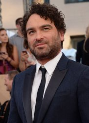 Johnny Galecki attends the 23rd annual SAG Awards in Los Angeles
