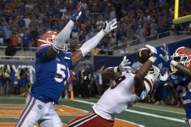 Miami and Florida face off at the start of the 2019 Collegiate Football Season in Orlando