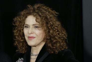 Bernadette Peters at Beauty And The Beast screening in New York