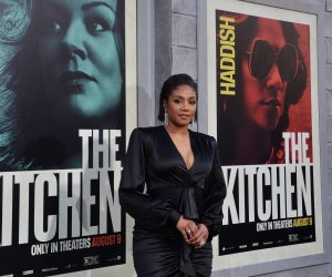 """Tiffany Haddish attends """"The Kitchen"""" premiere in Los Angeles"""