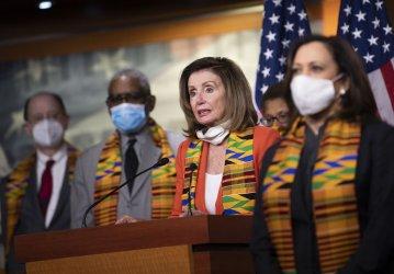 Speaker Pelosi introduces Police Reform Legsilation in Washington, DC