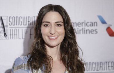 Sara Bareilles at the Songwriters Hall of Fame