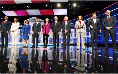 Democratic Presidential Debate in Atlanta