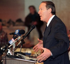 :  Former governor of Tennessee and U.S. Secretary of Education Lamar Alexander