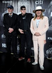 Cheap Trick at the Rock And Roll Hall Of Fame Induction