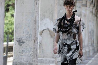 Christian Dada Fashion in Paris