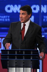Presidential Candidates Participate In the Tea Party Republican Debate in Tampa