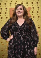 Aidy Bryant  attends Primetime Emmy Awards in Los Angeles