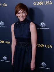 Actress Toni Collette attends the G'Day USA gala in Los Angeles