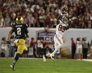 Notre Dame VS. Alabama BCS National Championship Game in Miami