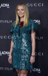 Gwyneth Paltrow attends LACMA Art + Film gala in Los Angeles