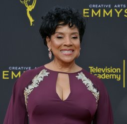 Phylicia Rashad attends Creative Arts Emmy Awards in Los Angeles