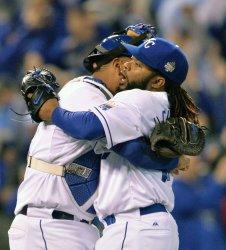 Royals Johnny Cueto defeats Mets 7-1