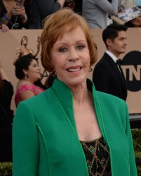 Carol Burnett attends the 22nd annual Screen Actors Guild Awards