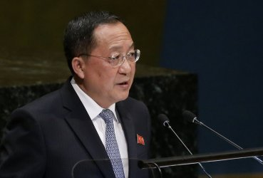 Korea Minister for Foreign Affairs at the UN GA
