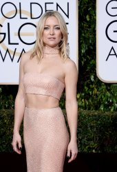 Kate Hudson attends the 73rd annual Golden Globe Awards