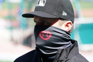 Major League Umpire Jordan Baker