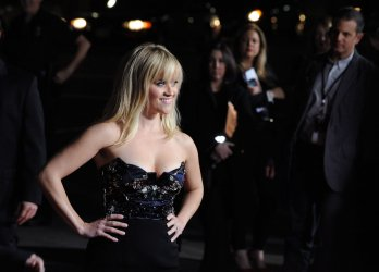 """Reese Witherspoon attends the """"This Means War"""" premiere in Los Angeles"""