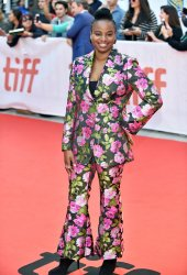 Dee Rees attends 'Mudbound' gala screening at the Toronto International Film Festival