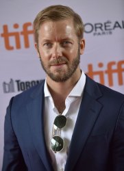 Sam Bird attends 'And We Go Green' premiere at Toronto Film Festival