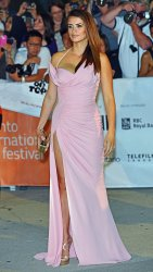 Penelope Cruz attends 'Twice Born' world premiere at the Toronto International Film Festival