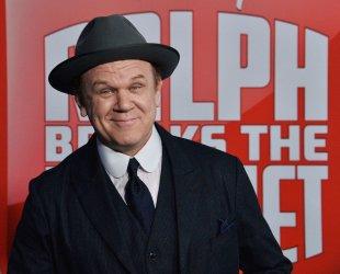 "John C. Reilly attends the ""Ralph Breaks the Internet"" premiere in Los Angeles"