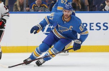 St. Louis Blues Alex Pietrangelo