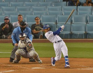 Trevor Bauer Dominates in Dodgers 7-0 Win Over Rockies in L.A.