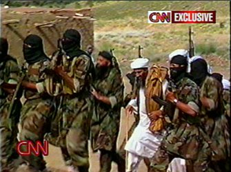 CNN tapes of Al Qaeda chemical weapon tests